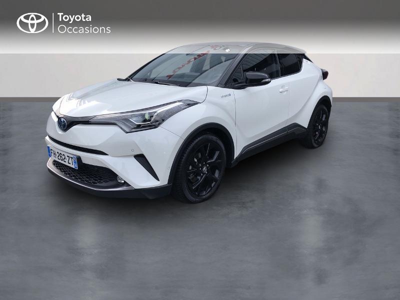 Photo 1 de l'offre de TOYOTA C-HR 122h Graphic 2WD E-CVT RC18 à 23980€ chez Altis - Toyota Vannes