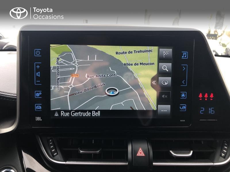 Photo 7 de l'offre de TOYOTA C-HR 122h Graphic 2WD E-CVT RC18 à 23980€ chez Altis - Toyota Vannes