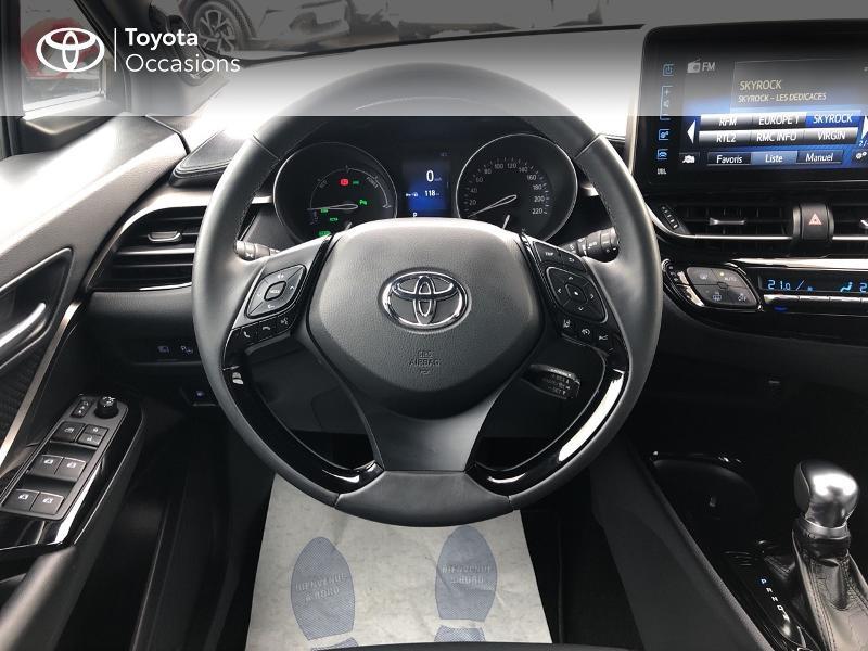 Photo 6 de l'offre de TOYOTA C-HR 122h Graphic 2WD E-CVT RC18 à 23980€ chez Altis - Toyota Vannes