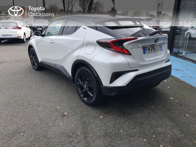 Photo 22 de l'offre de TOYOTA C-HR 122h Graphic 2WD E-CVT RC18 à 23980€ chez Altis - Toyota Vannes