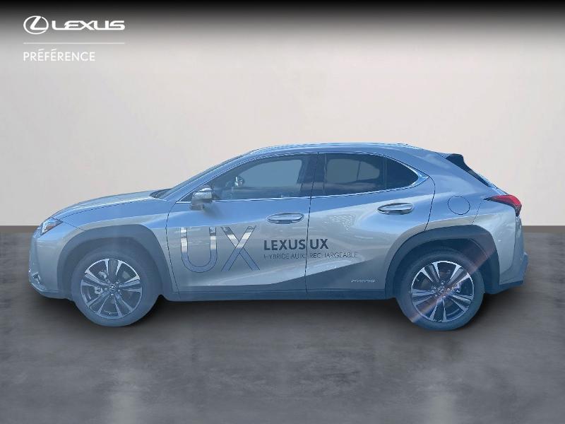 Photo 3 de l'offre de LEXUS UX 250h 2WD Premium Edition MY21 à 34890€ chez Altis - Toyota Vannes
