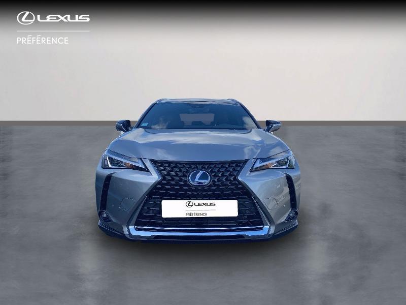 Photo 5 de l'offre de LEXUS UX 250h 2WD Premium Edition MY21 à 34890€ chez Altis - Toyota Vannes