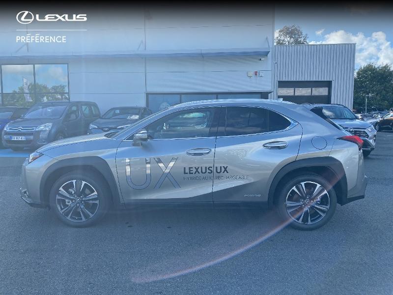 Photo 26 de l'offre de LEXUS UX 250h 2WD Premium Edition MY21 à 34890€ chez Altis - Toyota Vannes
