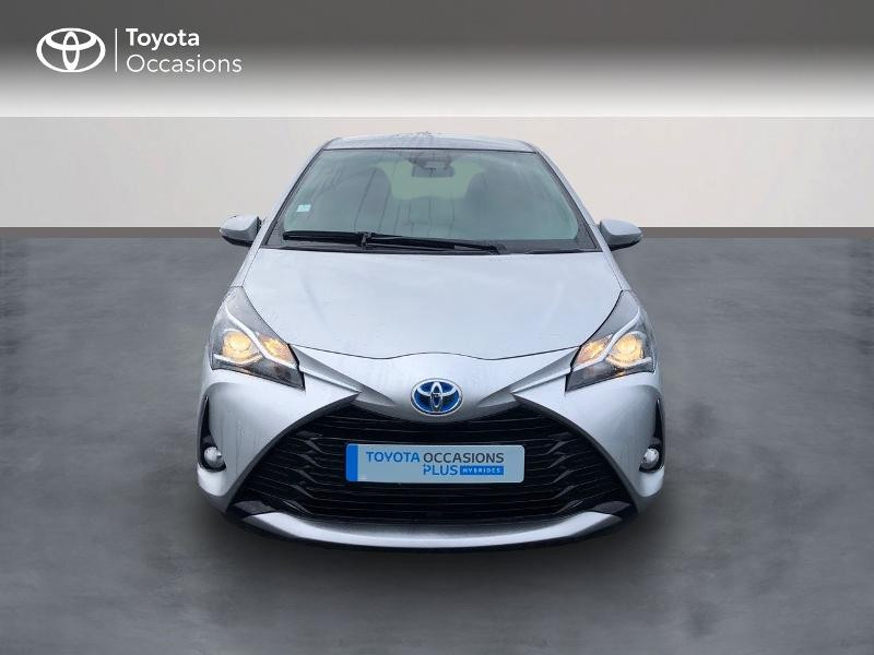 Photo 5 de l'offre de TOYOTA Yaris 100h France Business 5p RC18 à 13980€ chez Altis - Toyota Vannes