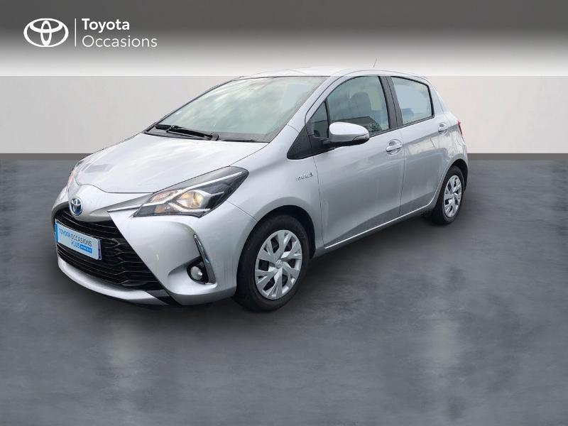 Photo 1 de l'offre de TOYOTA Yaris 100h France Business 5p RC18 à 13980€ chez Altis - Toyota Vannes