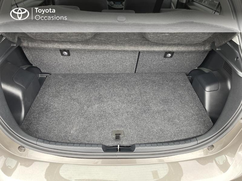 Photo 10 de l'offre de TOYOTA Yaris 100h Dynamic 5p RC18 à 15490€ chez Altis - Toyota Vannes