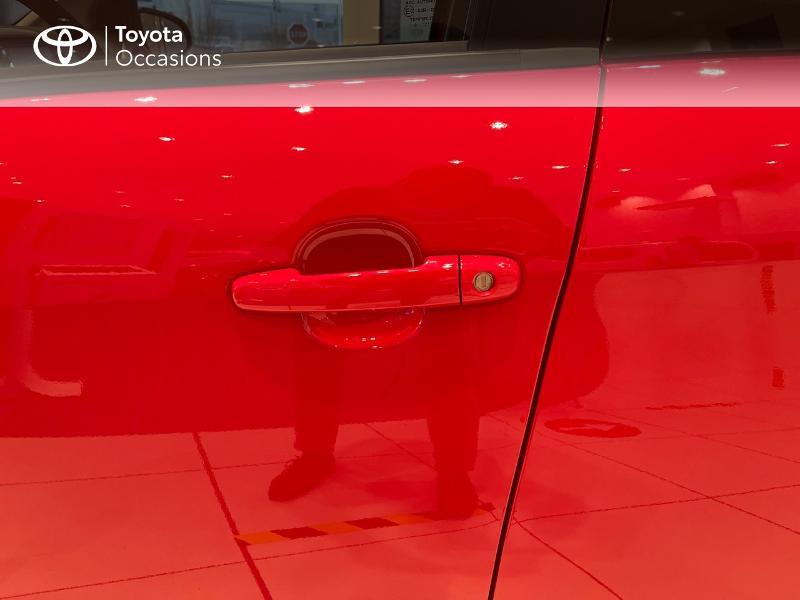 Photo 24 de l'offre de TOYOTA Aygo 1.0 VVT-i 72ch x-play 5p MY20 à 12290€ chez Altis - Toyota Vannes