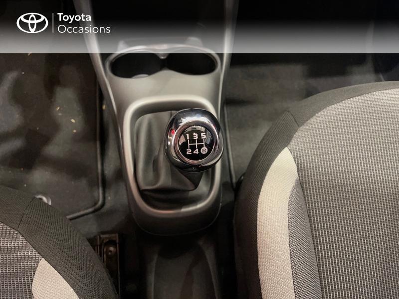 Photo 23 de l'offre de TOYOTA Aygo 1.0 VVT-i 72ch x-play 5p MY20 à 12290€ chez Altis - Toyota Vannes