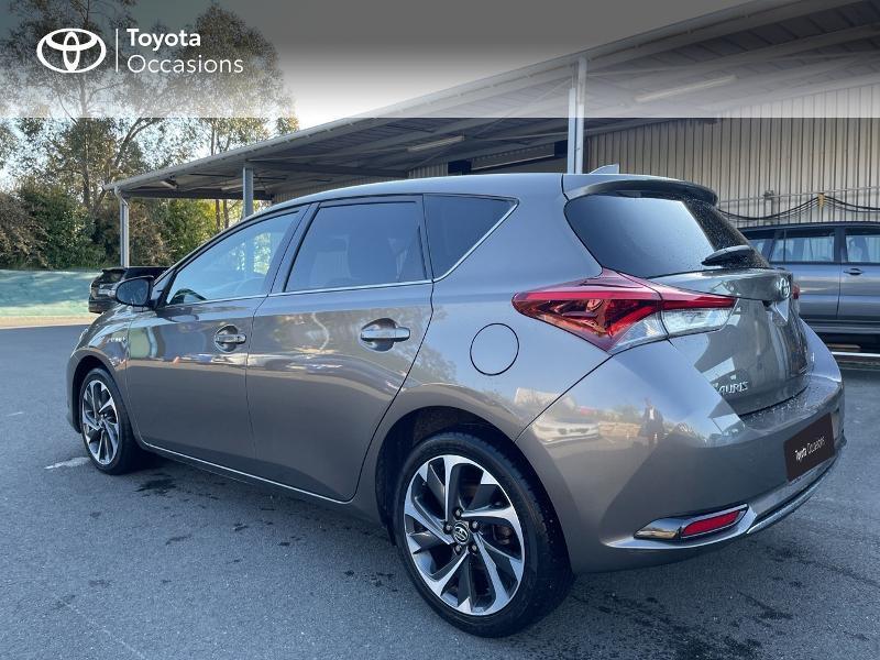 Photo 25 de l'offre de TOYOTA Auris HSD 136h Design à 15890€ chez Altis - Toyota Vannes
