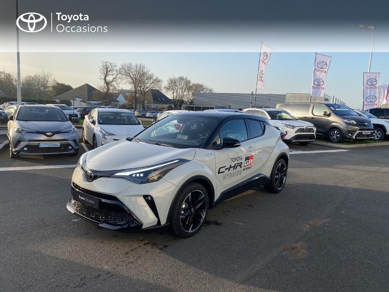 Photo 23 de l'offre de TOYOTA C-HR 184h GR-Sport 2WD E-CVT MY20 à 32890€ chez Altis - Toyota Vannes