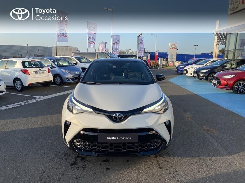 Photo 27 de l'offre de TOYOTA C-HR 184h GR-Sport 2WD E-CVT MY20 à 32890€ chez Altis - Toyota Vannes