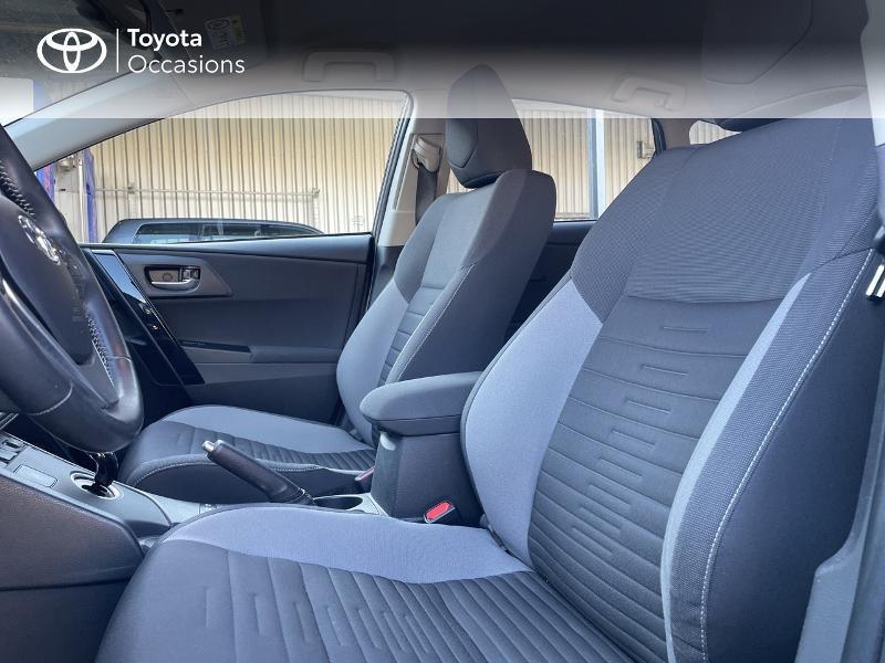 Photo 11 de l'offre de TOYOTA Auris HSD 136h Design à 15890€ chez Altis - Toyota Vannes