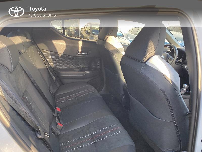 Photo 7 de l'offre de TOYOTA C-HR 184h GR-Sport 2WD E-CVT MY20 à 32890€ chez Altis - Toyota Vannes