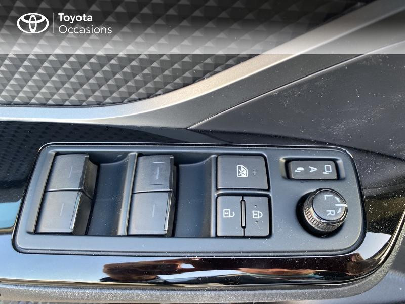 Photo 21 de l'offre de TOYOTA C-HR 184h GR-Sport 2WD E-CVT MY20 à 32890€ chez Altis - Toyota Vannes