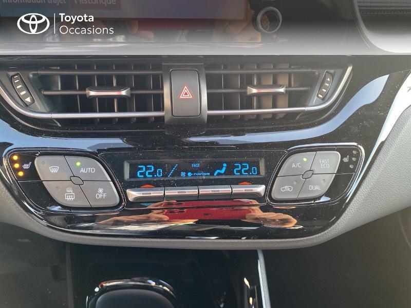 Photo 22 de l'offre de TOYOTA C-HR 184h GR-Sport 2WD E-CVT MY20 à 32890€ chez Altis - Toyota Vannes