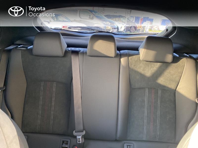 Photo 12 de l'offre de TOYOTA C-HR 184h GR-Sport 2WD E-CVT MY20 à 32890€ chez Altis - Toyota Vannes