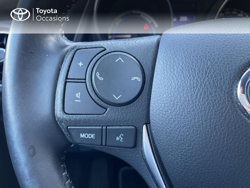 Photo 19 de l'offre de TOYOTA Auris HSD 136h Design à 15890€ chez Altis - Toyota Vannes