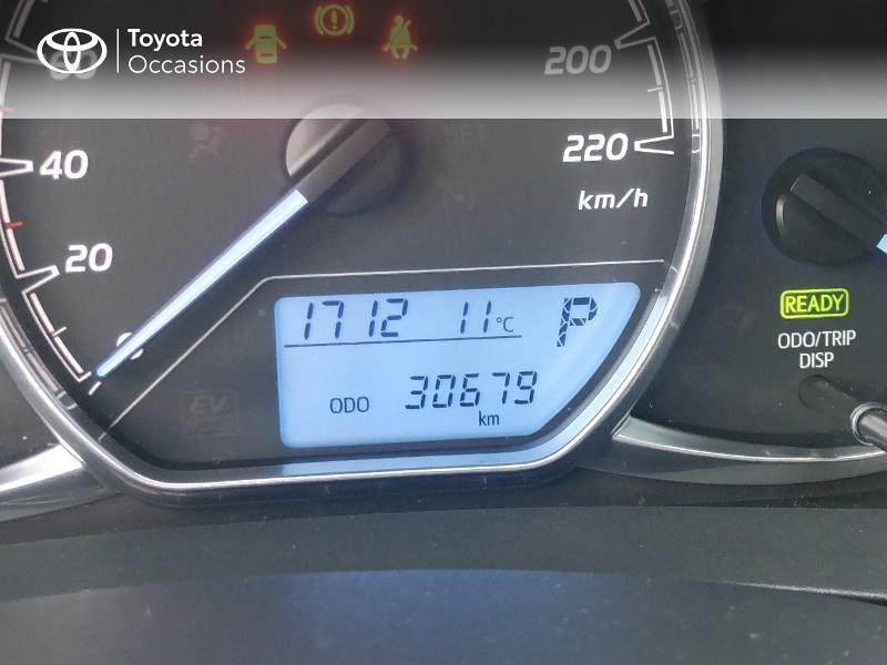 Photo 14 de l'offre de TOYOTA Yaris 100h France 5p RC18 à 12980€ chez Altis - Toyota Vannes