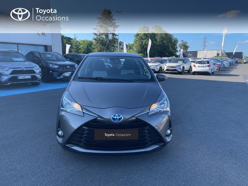 Photo 29 de l'offre de TOYOTA Yaris 100h Dynamic 5p RC18 à 15690€ chez Altis - Toyota Vannes