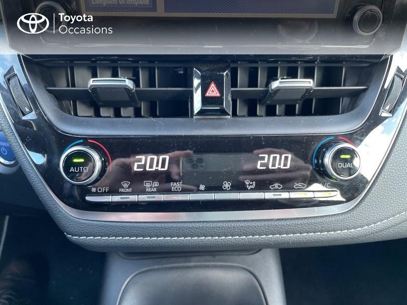 Photo 23 de l'offre de TOYOTA Corolla 122h Dynamic MY20 à 21980€ chez Altis - Toyota Vannes