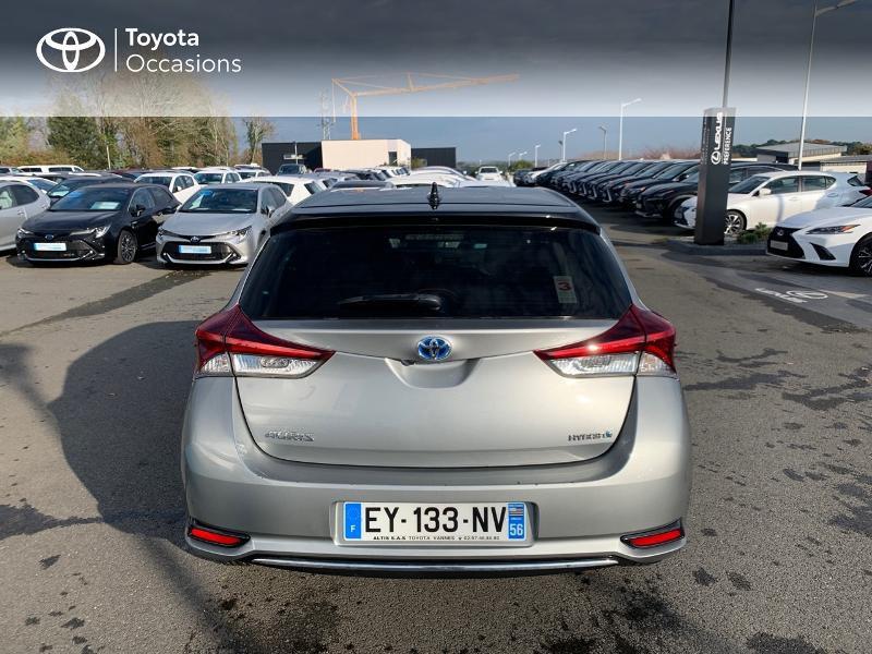 Photo 26 de l'offre de TOYOTA Auris HSD 136h Collection RC18 à 15980€ chez Altis - Toyota Vannes