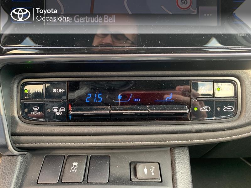 Photo 17 de l'offre de TOYOTA Auris HSD 136h Collection RC18 à 15980€ chez Altis - Toyota Vannes