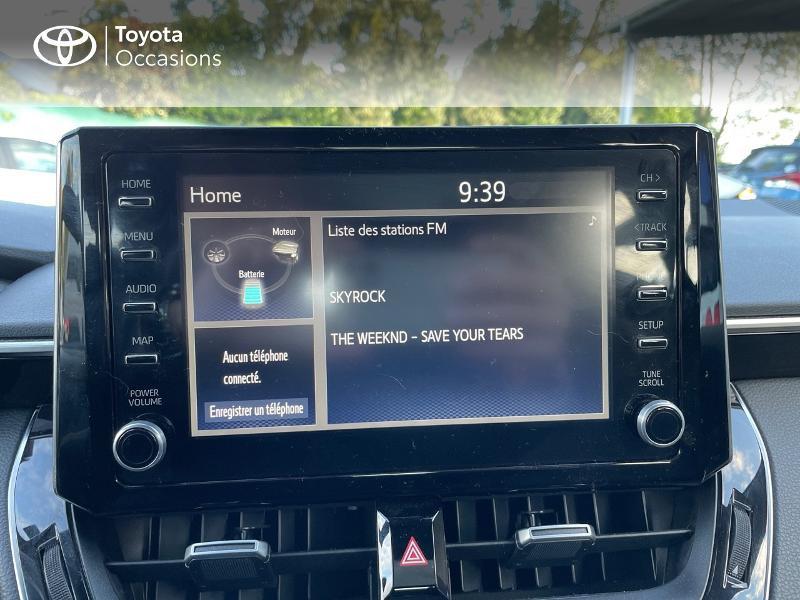 Photo 15 de l'offre de TOYOTA Corolla 122h Dynamic MY20 à 21980€ chez Altis - Toyota Vannes