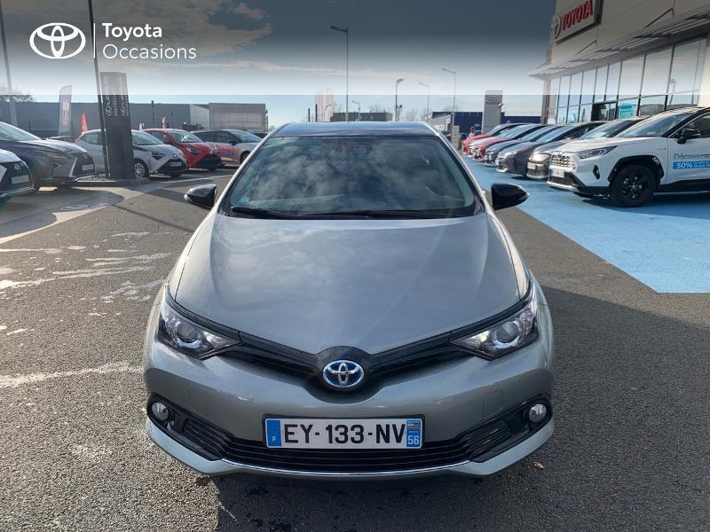 Photo 27 de l'offre de TOYOTA Auris HSD 136h Collection RC18 à 15980€ chez Altis - Toyota Vannes