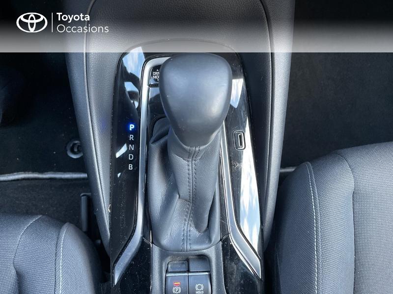 Photo 22 de l'offre de TOYOTA Corolla 122h Dynamic MY20 à 21980€ chez Altis - Toyota Vannes