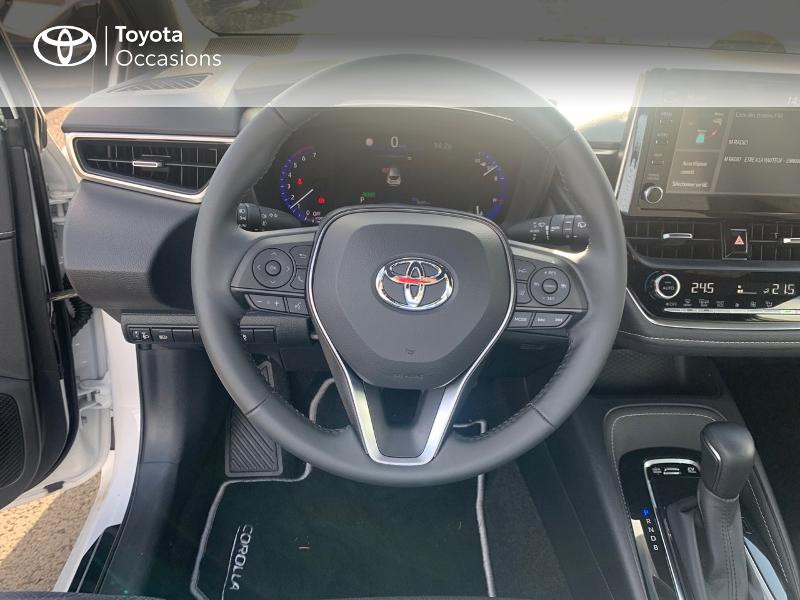 Photo 9 de l'offre de TOYOTA Corolla 122h Design MY20 à 24980€ chez Altis - Toyota Vannes