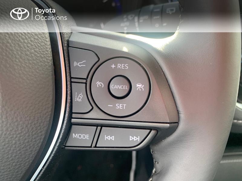 Photo 20 de l'offre de TOYOTA Corolla 122h Design MY20 à 24980€ chez Altis - Toyota Vannes