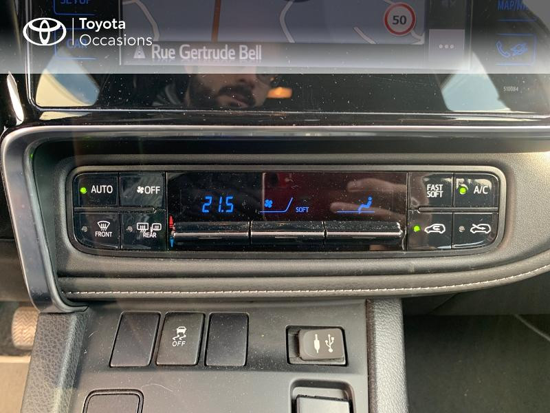 Photo 22 de l'offre de TOYOTA Auris HSD 136h Collection RC18 à 15980€ chez Altis - Toyota Vannes
