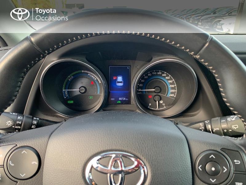 Photo 13 de l'offre de TOYOTA Auris HSD 136h Collection RC18 à 15980€ chez Altis - Toyota Vannes