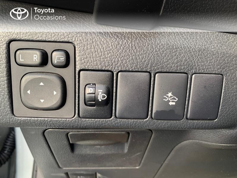 Photo 19 de l'offre de TOYOTA Auris HSD 136h Collection RC18 à 15980€ chez Altis - Toyota Vannes