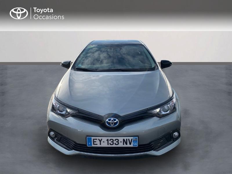 Photo 5 de l'offre de TOYOTA Auris HSD 136h Collection RC18 à 15980€ chez Altis - Toyota Vannes