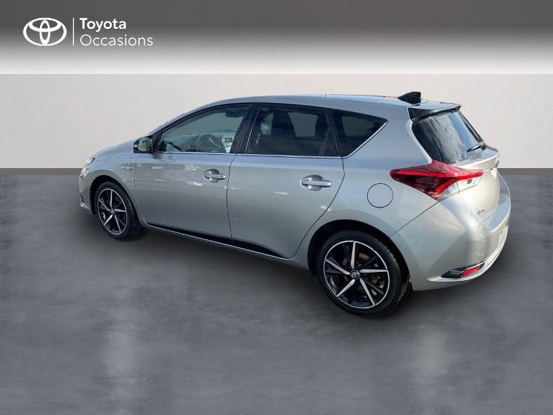 Photo 2 de l'offre de TOYOTA Auris HSD 136h Collection RC18 à 15980€ chez Altis - Toyota Vannes