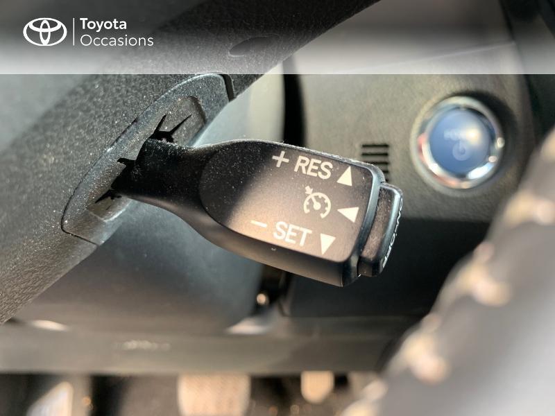 Photo 24 de l'offre de TOYOTA Auris HSD 136h Collection RC18 à 15980€ chez Altis - Toyota Vannes