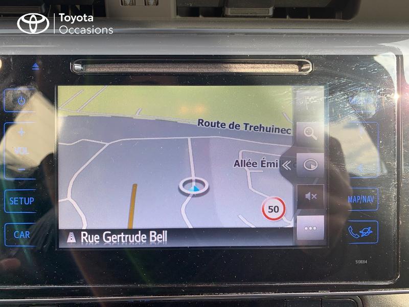 Photo 18 de l'offre de TOYOTA Auris HSD 136h Collection RC18 à 15980€ chez Altis - Toyota Vannes