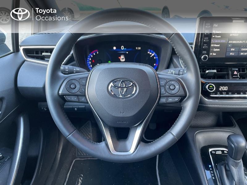 Photo 9 de l'offre de TOYOTA Corolla 122h Dynamic MY20 à 21980€ chez Altis - Toyota Vannes