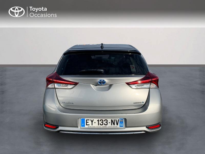 Photo 4 de l'offre de TOYOTA Auris HSD 136h Collection RC18 à 15980€ chez Altis - Toyota Vannes
