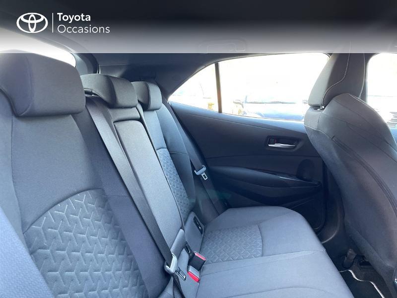 Photo 7 de l'offre de TOYOTA Corolla 122h Dynamic MY20 à 21980€ chez Altis - Toyota Vannes