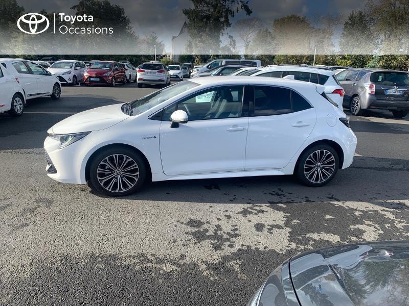 Photo 3 de l'offre de TOYOTA Corolla 122h Design MY20 à 24980€ chez Altis - Toyota Vannes