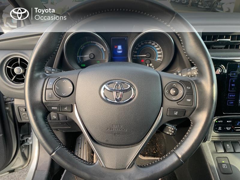 Photo 9 de l'offre de TOYOTA Auris HSD 136h Collection RC18 à 15980€ chez Altis - Toyota Vannes