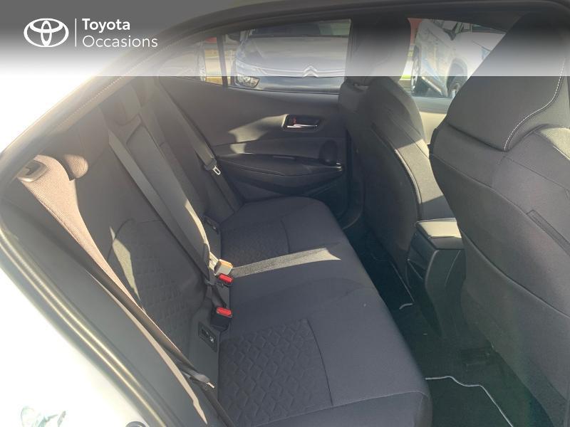 Photo 7 de l'offre de TOYOTA Corolla 122h Design MY20 à 24980€ chez Altis - Toyota Vannes