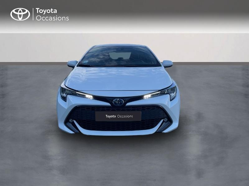 Photo 5 de l'offre de TOYOTA Corolla 122h Dynamic MY20 à 21980€ chez Altis - Toyota Vannes