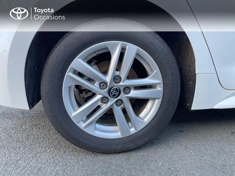Photo 16 de l'offre de TOYOTA Corolla 122h Dynamic MY20 à 21980€ chez Altis - Toyota Vannes