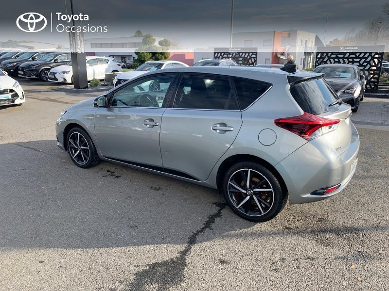 Photo 25 de l'offre de TOYOTA Auris HSD 136h Collection RC18 à 15980€ chez Altis - Toyota Vannes