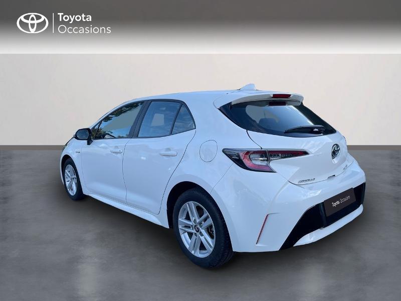 Photo 2 de l'offre de TOYOTA Corolla 122h Dynamic MY20 à 21980€ chez Altis - Toyota Vannes