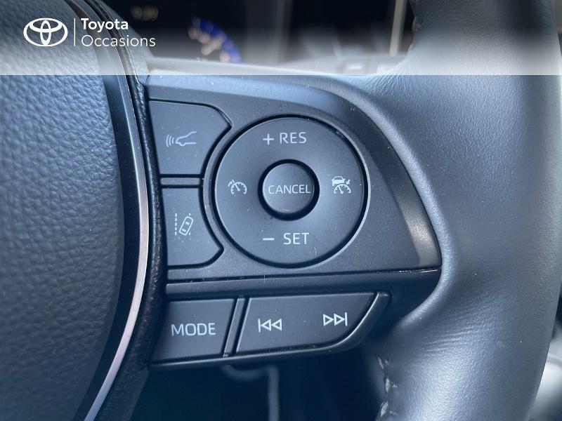 Photo 19 de l'offre de TOYOTA Corolla 122h Dynamic MY20 à 21980€ chez Altis - Toyota Vannes