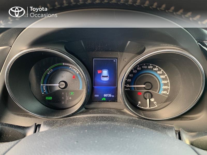 Photo 14 de l'offre de TOYOTA Auris HSD 136h Collection RC18 à 15980€ chez Altis - Toyota Vannes
